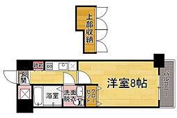 No81 AMARIGE[6階]の間取り