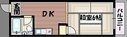 MILAGROS(ミラグロス) 仲介手数料10800円 専用[1階]の間取り