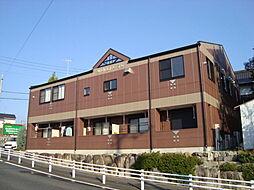 愛知県豊田市明和町7丁目の賃貸アパートの外観