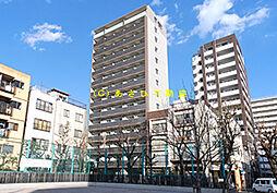 東京都台東区松が谷1丁目の賃貸マンションの外観