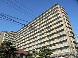 大阪府豊中市螢池中町2丁目の賃貸マンションの外観