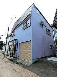[一戸建] 北海道小樽市松ケ枝2丁目 の賃貸【/】の外観