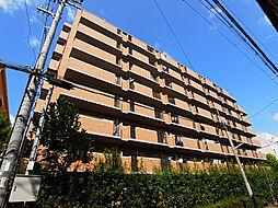 ライオンズマンション鷹取[4階]の外観