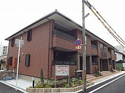 大阪府大阪市淀川区西三国4丁目の賃貸アパートの外観