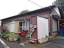 安田アパート[2号室]の外観