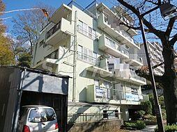 横田ハウス[203号室]の外観