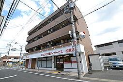 大阪府松原市岡3丁目の賃貸マンションの外観