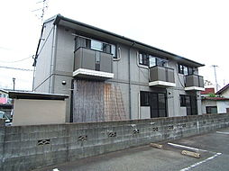 福岡県大野城市筒井2丁目の賃貸アパートの外観