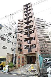大阪府大阪市中央区安堂寺町1丁目の賃貸マンションの外観