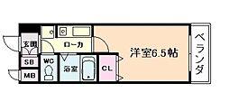 ラナップスクエア野田[2階]の間取り