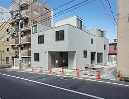 東京メトロ南北線 白金高輪駅 徒歩5分の賃貸アパート