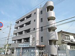 シャンテー津田[3階]の外観