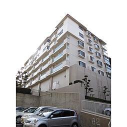 長丘コーポB棟[4階]の外観