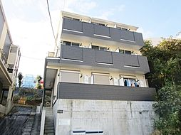 神奈川県厚木市恩名5丁目の賃貸アパートの外観