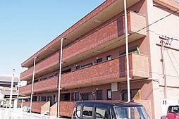 愛知県安城市今本町4丁目の賃貸マンションの外観