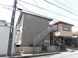 千葉県浦安市富士見3丁目の賃貸アパートの外観