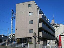 ルーブル都立大学II[3階]の外観