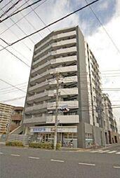 神奈川県横浜市南区井土ケ谷中町の賃貸マンションの外観