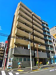 東京都港区麻布十番3丁目の賃貸マンションの画像
