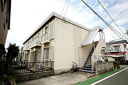 ストリーム飯倉[202号室]の外観