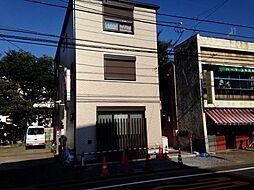 東京都小金井市梶野町5丁目の賃貸アパートの外観