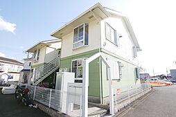 神奈川県相模原市南区下溝の賃貸アパートの外観