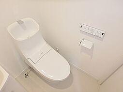 フィオーレのトイレ