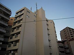 ハイツ栄町[3階]の外観