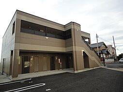 愛知県愛知郡東郷町大字春木字半ノ木の賃貸アパートの外観