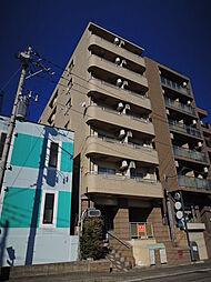 神奈川県横浜市都筑区中川1丁目の賃貸マンションの外観