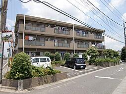 埼玉県狭山市大字北入曽の賃貸マンションの外観