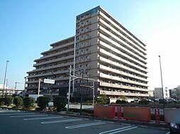 コアマンションルネス箱崎[1階]の外観