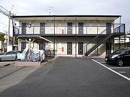 レジデンス南福岡[1階]の外観
