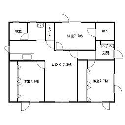 [一戸建] 北海道札幌市中央区南三条西27丁目 の賃貸【/】の間取り