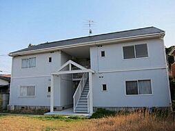 福岡県福岡市城南区南片江4丁目の賃貸アパートの外観