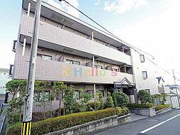 昭島コートエレガンスE棟[3階]の外観