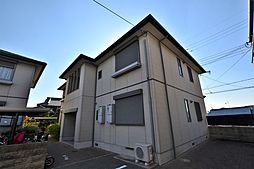 大阪府松原市三宅中6丁目の賃貸アパートの外観