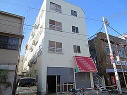池田コーポ[201号室]の外観