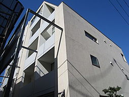 東京都北区堀船1丁目の賃貸マンションの外観