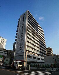 グランド・ガーラ川崎西口[15階]の外観