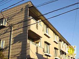 タウンコートダイキ[3階]の外観