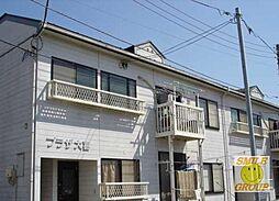 千葉県市川市大和田1丁目の賃貸アパートの外観