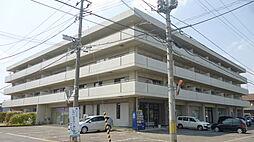福島県郡山市台新1丁目の賃貸マンションの外観