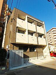 福岡県福岡市早良区荒江3丁目の賃貸アパートの外観