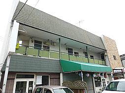ルシェーナ東大和[2階]の外観