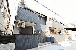 兵庫県神戸市長田区菅原通2丁目の賃貸アパートの外観