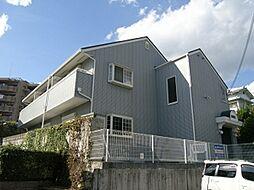 大阪府豊中市刀根山4丁目の賃貸アパートの外観