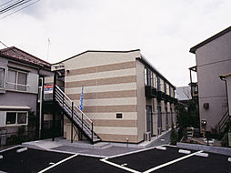 フォンターナ[1階]の外観