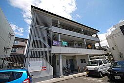 岡田マンション[2階]の外観