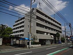 東京都八王子市大和田町6丁目の賃貸マンションの外観